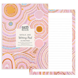 Seven Sisters Dreaming Writing Pad