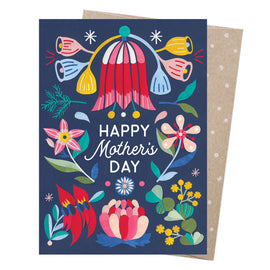 Mother's Day Blooms Card