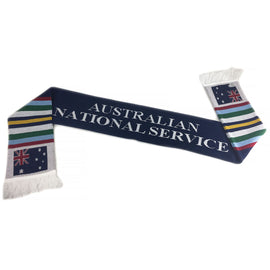 Aussie Flag National Service Scarf