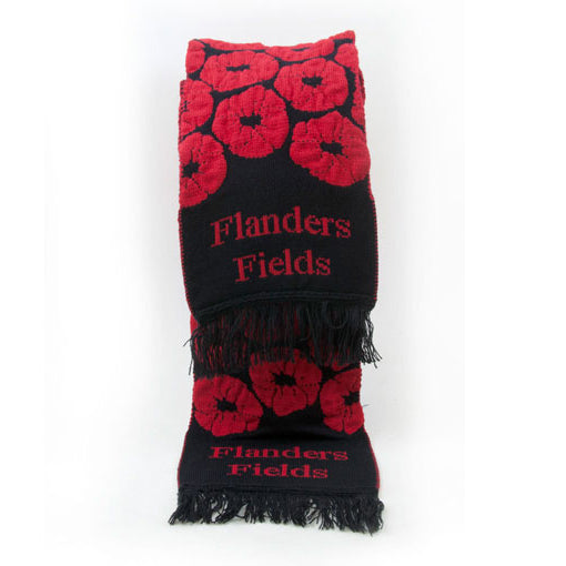 Flanders Fields Scarf