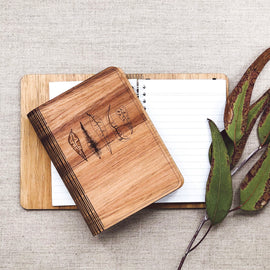 Gum Leaves Notebook