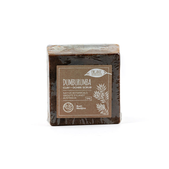Dumburumba Clay and Ochre Scrub