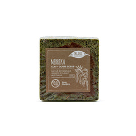 Merrika Clay and Ochre Scrub