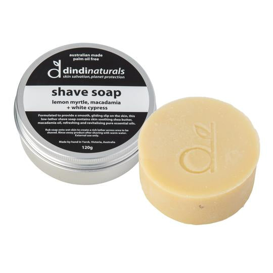 Shave Soap in Tin