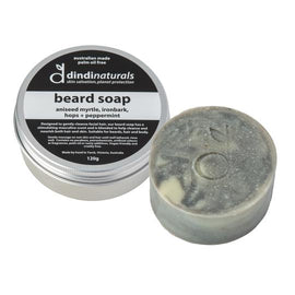 Beard Soap in Tin