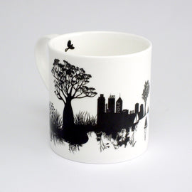 Small Perth City View Mug