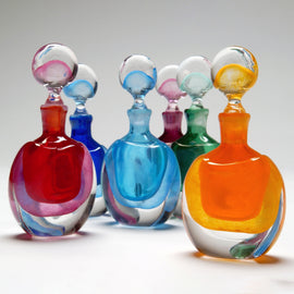 Shadow Perfume Bottle