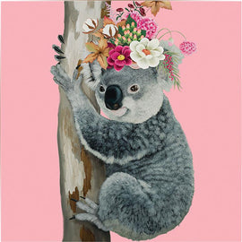 Happy Koala Card