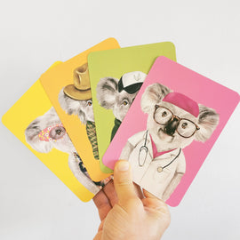Koala Cuties Memory Card Set