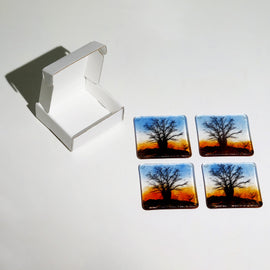 Boab Tree Coaster Set