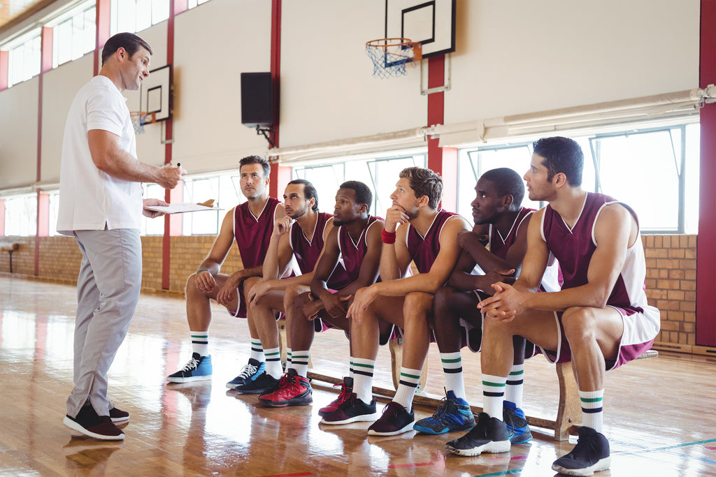 Hoops Mind - How to coach through a stressful situation
