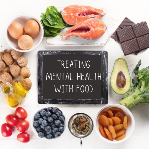 Treating Mental Health With Food