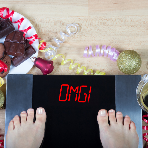 HOW TO MINDFULLY NAVIGATE THE HOLIDAYS WITHOUT THE WEIGHT-GAIN