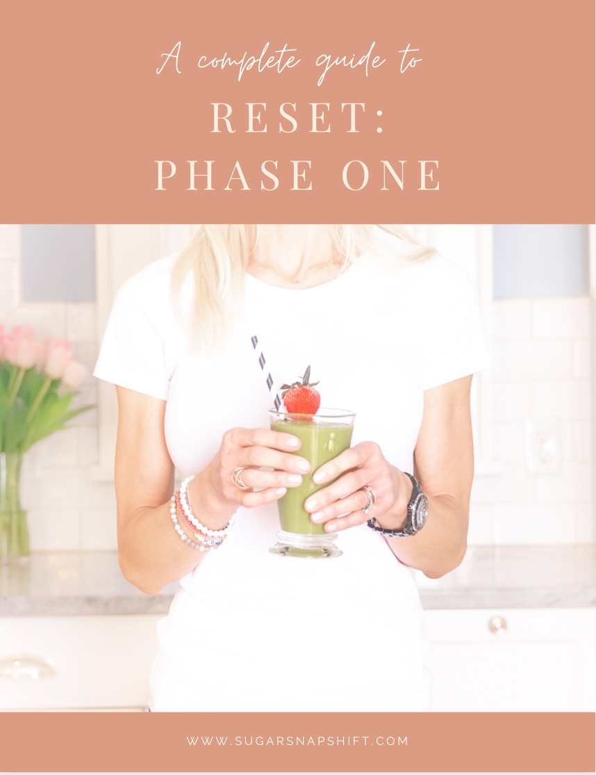 Personal Coaching: 10 Day RESET