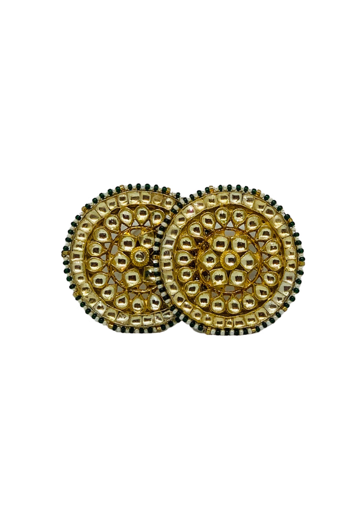 Rooh Kundan Polki Necklace