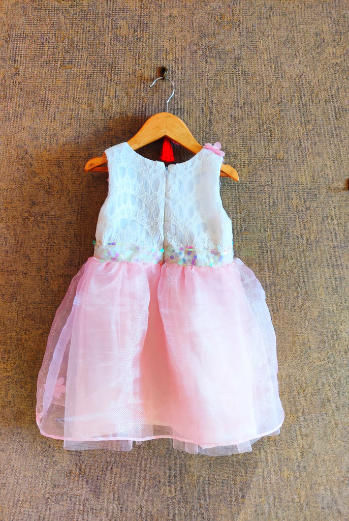 PINK FAIRY FROCK