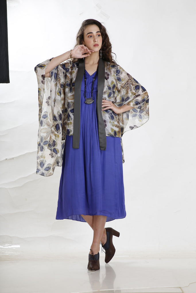 Kimono Jacket and Yoke Dress