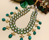 Inaaya Kundan Polki Necklace