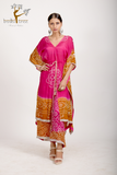 KAFTAN TOP WITH MATCHING PALAZZO