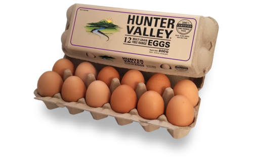 One Dozen Eggs - Free Range