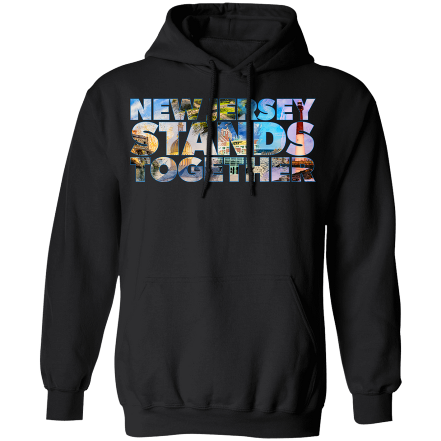 New Jersey Stands Together Hoodie