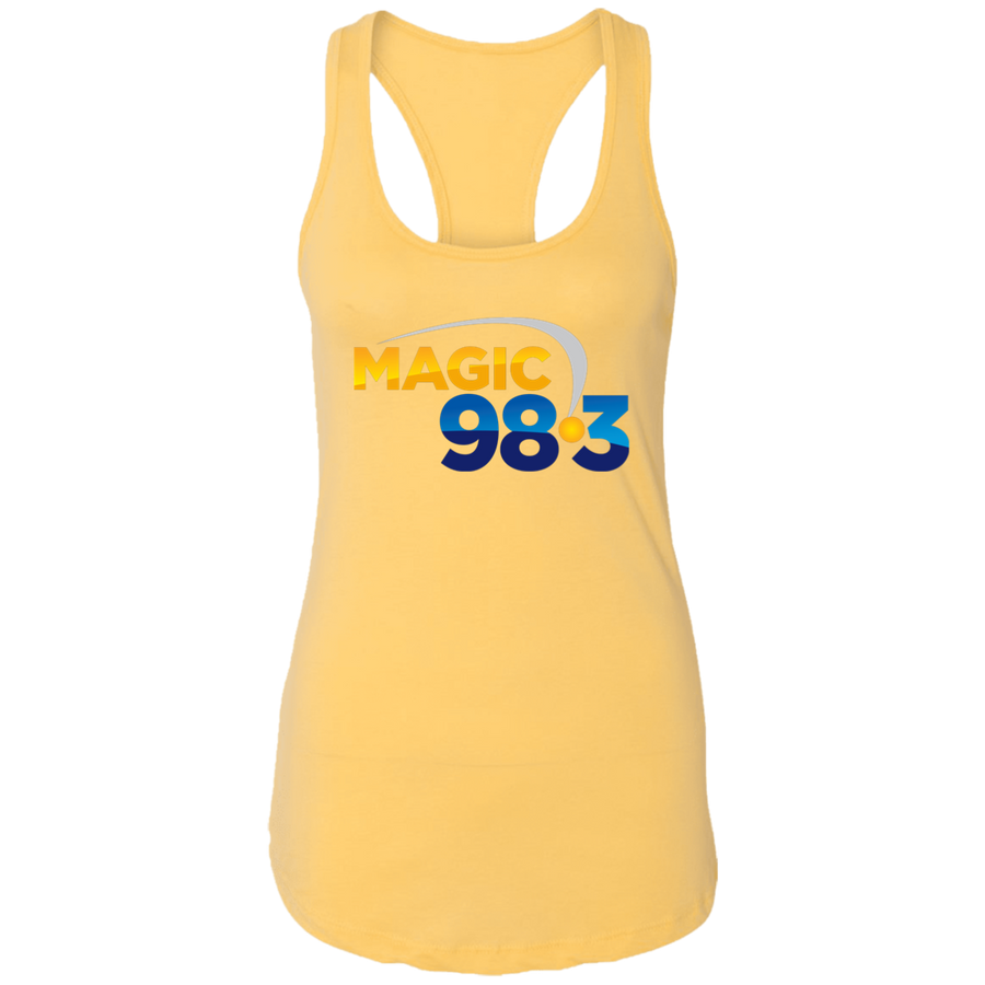 Magic 98.3 Women's Racerback Tank