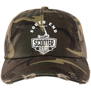 South End Scooter Dad Hat