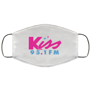 Kiss 95.1 Face Mask
