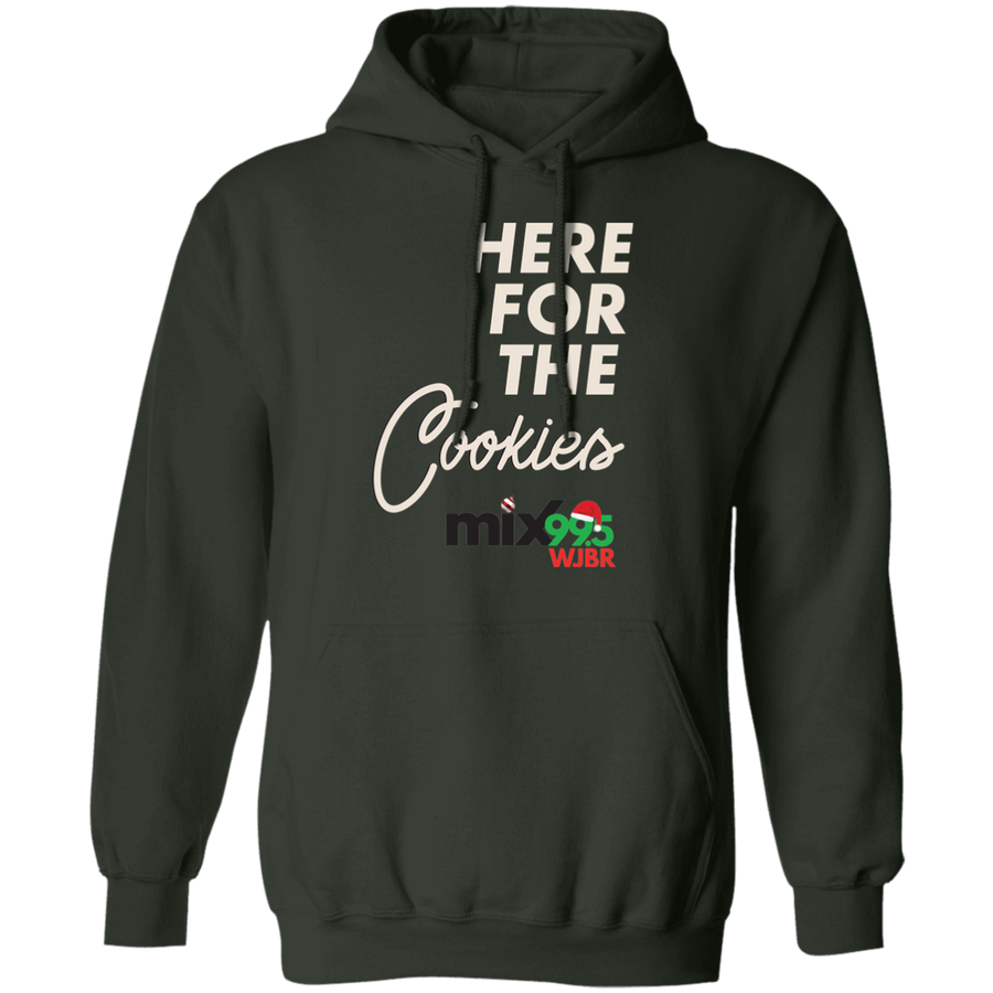 Here for the cookies Hoodie