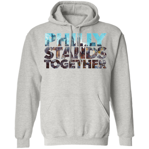 Philly Stands Together Pullover Hoodie