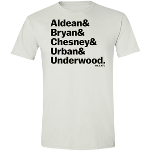 Aldean Men's T-Shirt