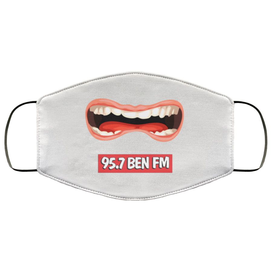 BEN FM Shrill Face Mask