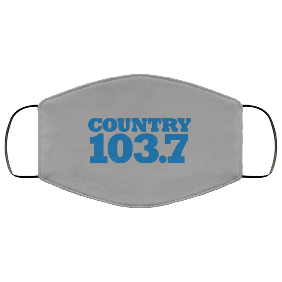 Country 103.7 Face Mask