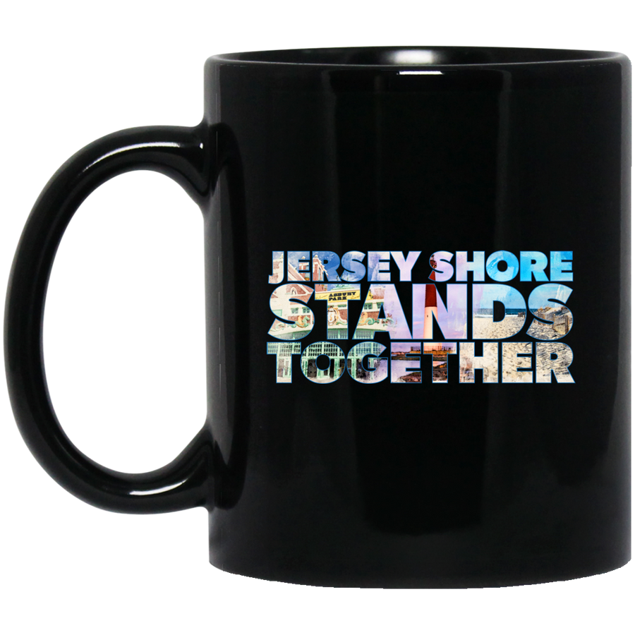 Jersey Shore Stands Together Mug