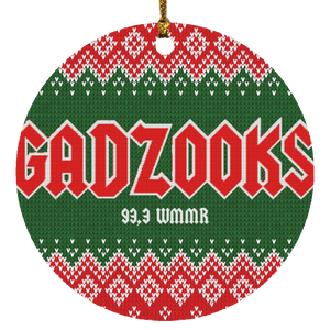 Gadzooks Ornament