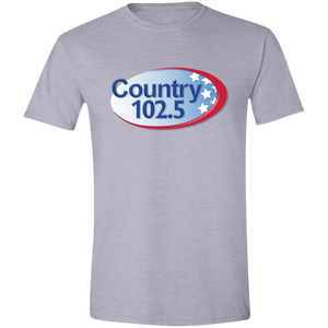 Country 102.5 Men's T-shirt