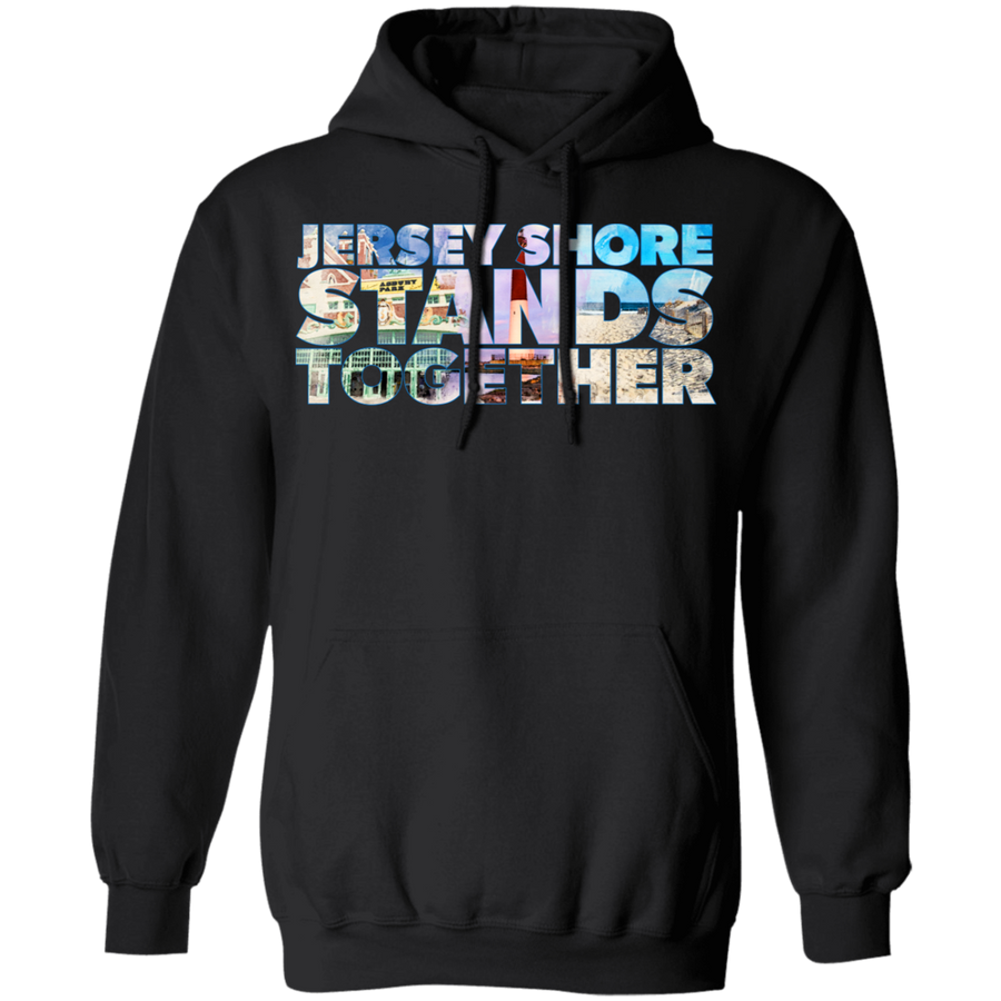 Jersey Shore Stands Together Hoodie