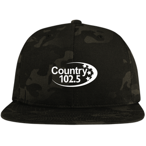 Country 102.5 Camo Hat