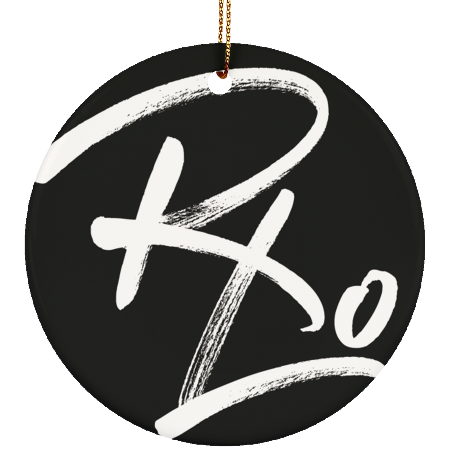 ResLo Circle Ornament