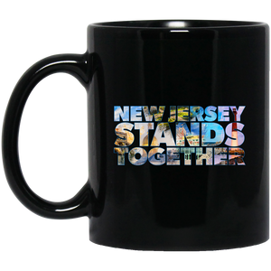 New Jersey Stands Together Mug