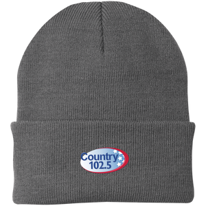 Country 102.5 Colored Beanie