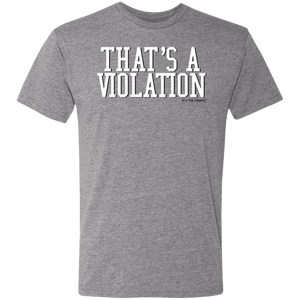 Violation Men's Triblend