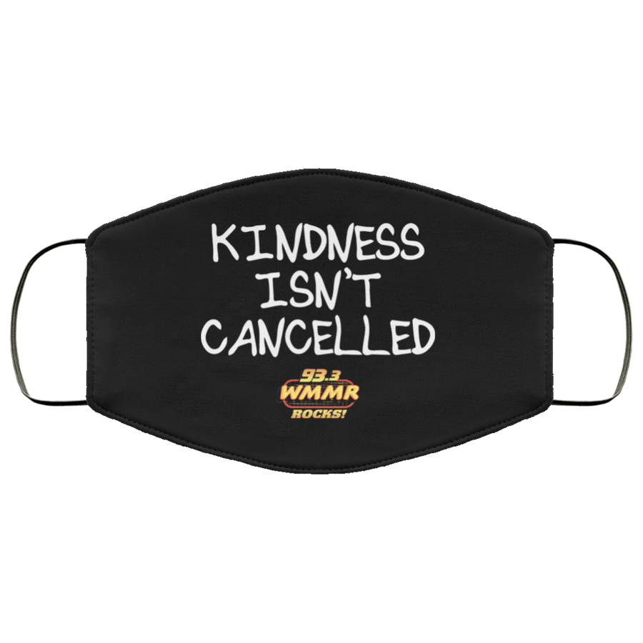 WMMR Kindness Face Mask