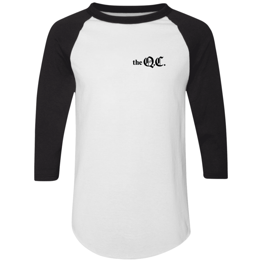 The QC Raglan Jersey