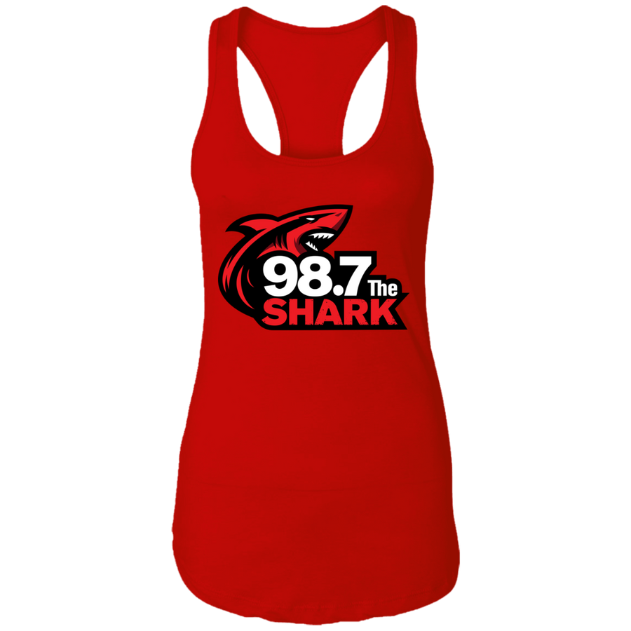 The Shark Women's Racerback Tank