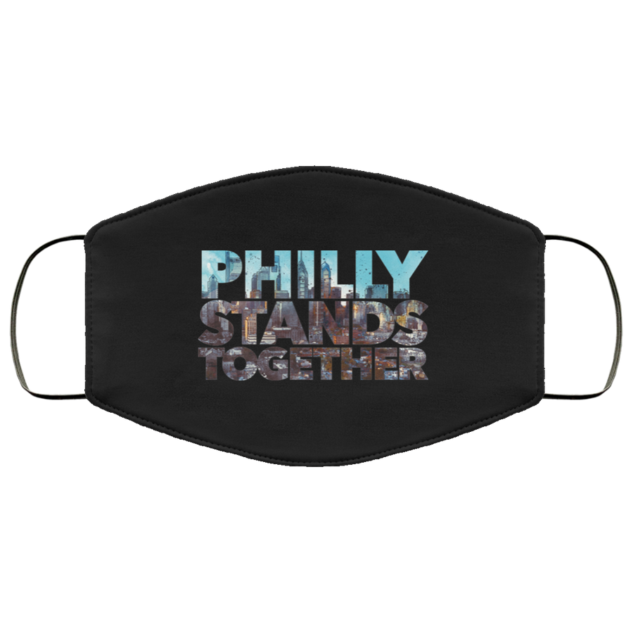 Philly Stands Together Face Mask