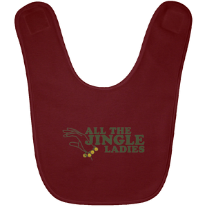 Jingle Ladies Bib