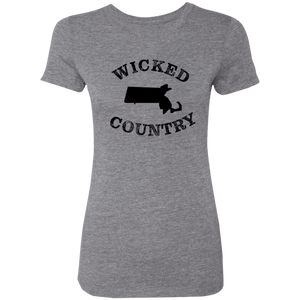 Wicked country Women's T-shirt