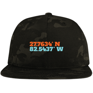 Tampa Bay Coordinate Camo Hat