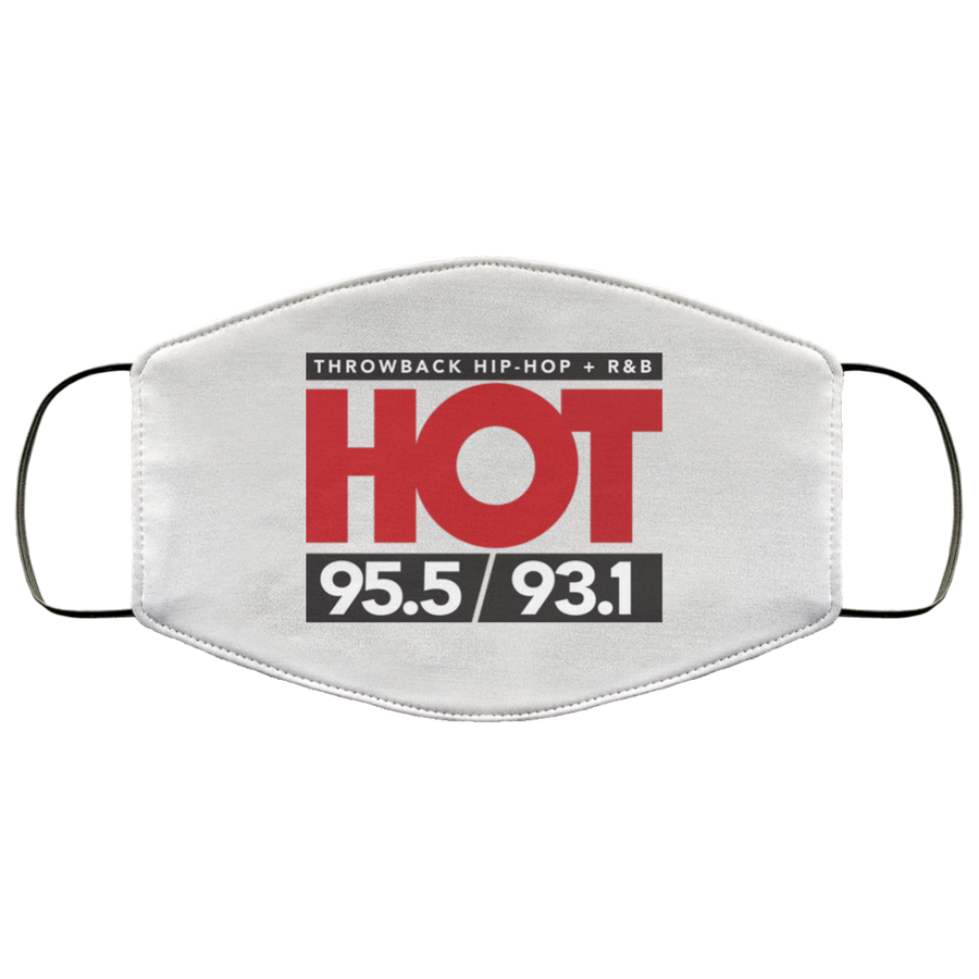 HOT 95.5 Face Mask